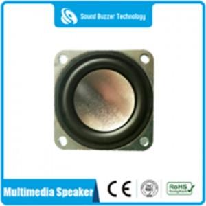Best sound quality 40mm 4ohm  2w small speaker drivers