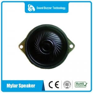 Wholesale price speaker 40mm 8ohm 1W Mounting Holes Speaker