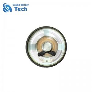 Good sound 40mm mini loudspeaker IP67 waterproof speaker 16 ohm 2w
