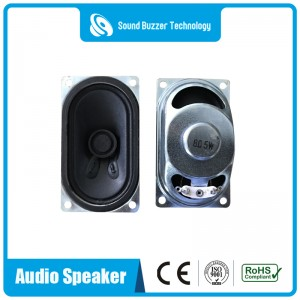 Best offer rate 40*70mm 5w 8 ohm Speaker Parts