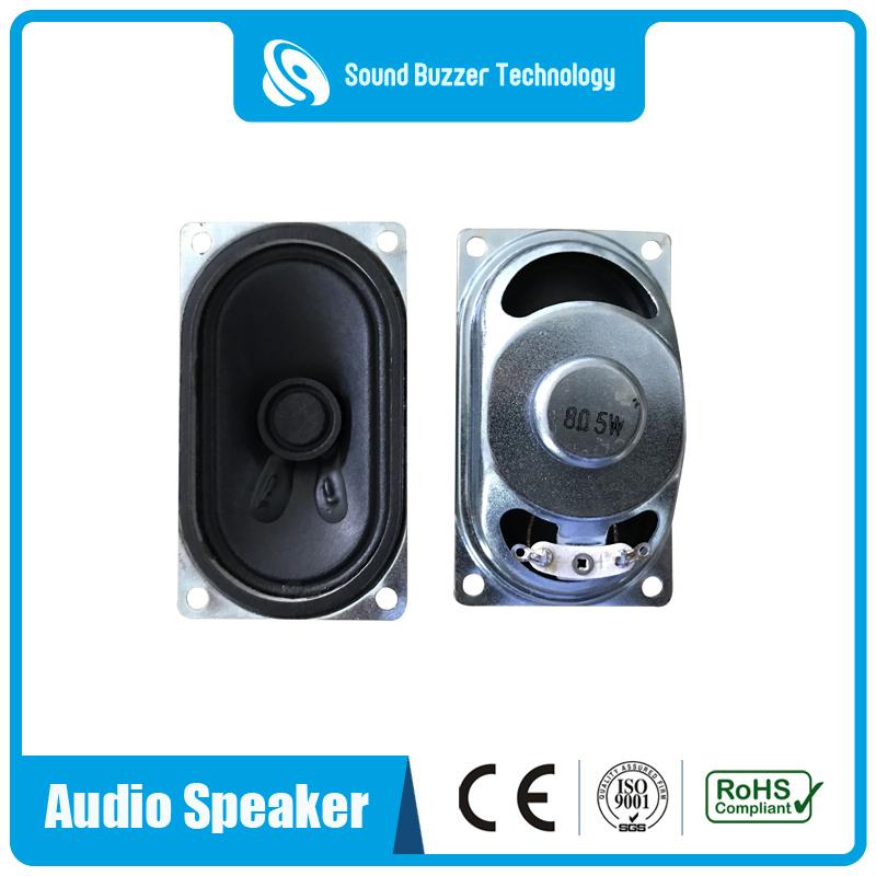 2018 wholesale price Woofer Speaker Driver - Best offer rate 5w 8 ohm Speaker Parts – Sound Buzzer Technology