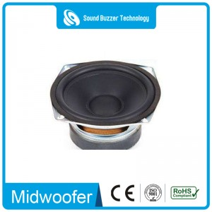 5 inch Sound Audio speakers 8ohm 15w big loudspeaker