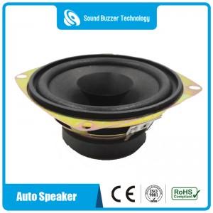 Top sales Auto speaker driver 105mm 4ohm speaker