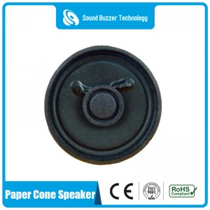 Best Louspeaker parts 25 ohm free sample 45mm speaker