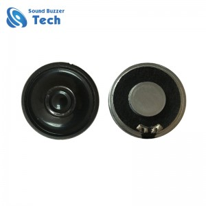 Free Sample mylar cone Speaker 45mm 8 ohm 0.5w micro speaker drivers