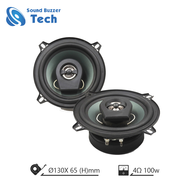 5.25 Inch Car Auido speaker 4ohm 100w loudspeaker Featured Image