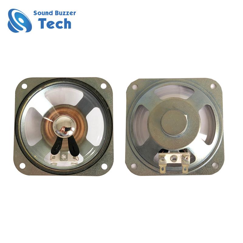 2019 High Performance loudspeaker 3 inch 4ohm 3 watt waterproof mylar speaker Featured Image