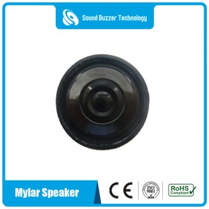 High Quality mylar cone speaker 32MM 8 Ohm Speaker Unit