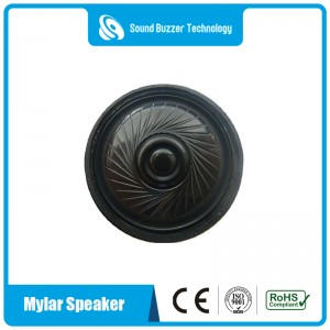 Good sound loudspeaker driver 40mm headphone speaker