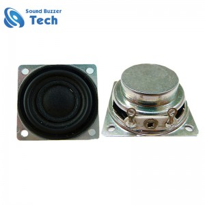 Super sound loudspeakers 20mm 8ohm 1.5w good bass speaker