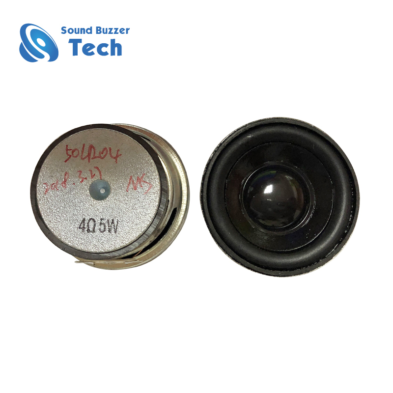 Good sound music speaker driver with rohs compliant 2 inch 5w 4 ohm speaker Featured Image