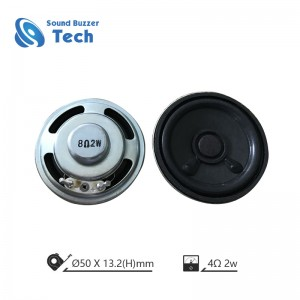 Top sales 2 inch speakers 50mm paper cone sound speaker