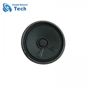 Good sound dynamic speaker with paper cone 50mm 50ohm 0.25 watt loudspeaker