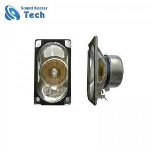 Free sample internal tv speaker 50x90mm 4ohm 10 watt loudspeaker parts