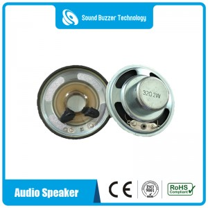 High quality audio speaker 50mm 32ohm waterproof speaker
