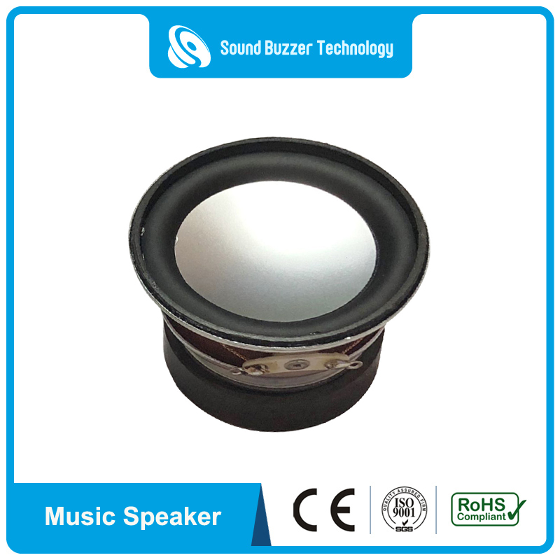 Reliable Supplier 15mm Driver Earphone - 2 inch speaker parts 50mm 8ohm 10w speaker – Sound Buzzer Technology