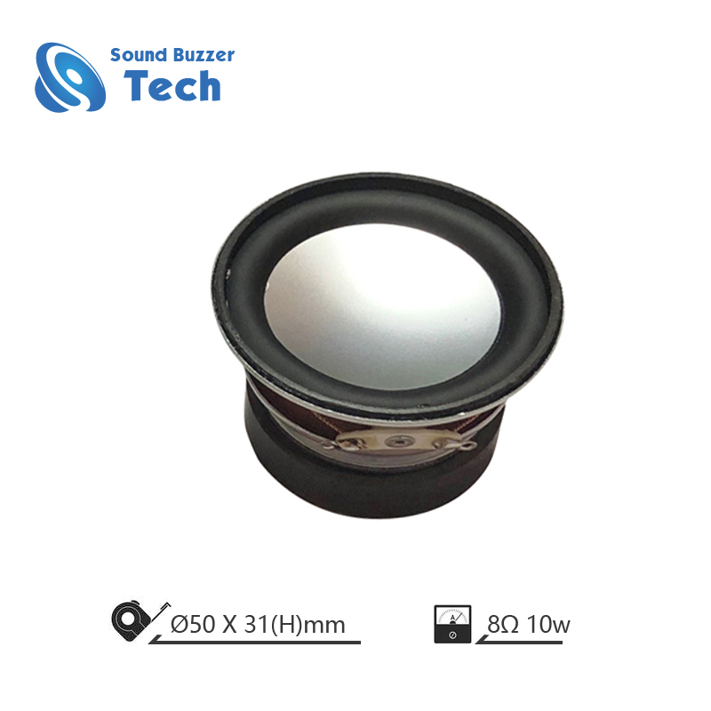 Best 2″ speaker driver for multimedia system 50mm 8ohm 10w audio speakers Featured Image