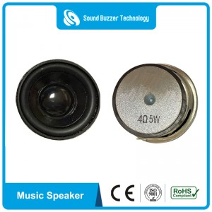 Best loudspeakers 4ohm 5w 50mm speaker driver