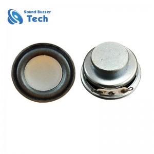 Good sound raw speaker driver for audio design 50mm 4ohm speaker 3 watts