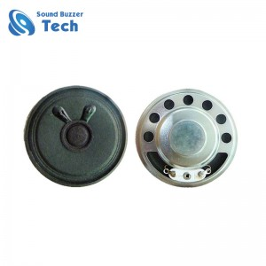 Free sample Iron frame mini speaker 50mm 8ohm 1 watt speaker