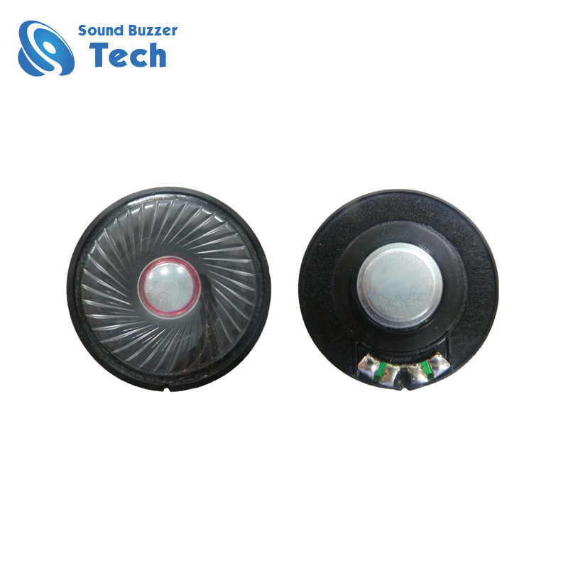 Good sound mylar speaker with Iron frame 50mm 300ohm 0.1w loudspeaker Featured Image