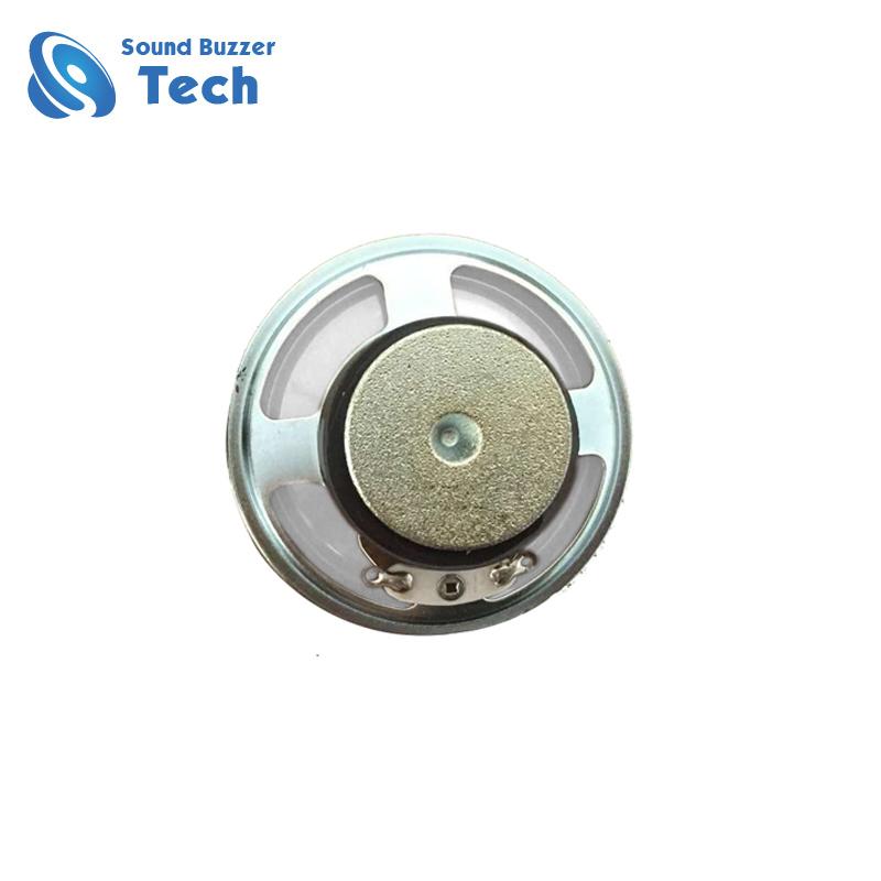 Good sound 40mm mini loudspeaker IP67 waterproof speaker 16 ohm 2w Featured Image