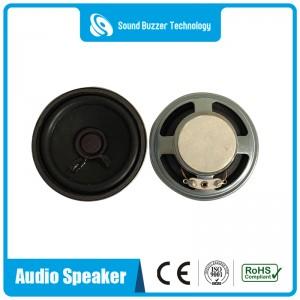 Best sound quality doorphone loudspeaker parts 57mm 8Ohm 2w speaker