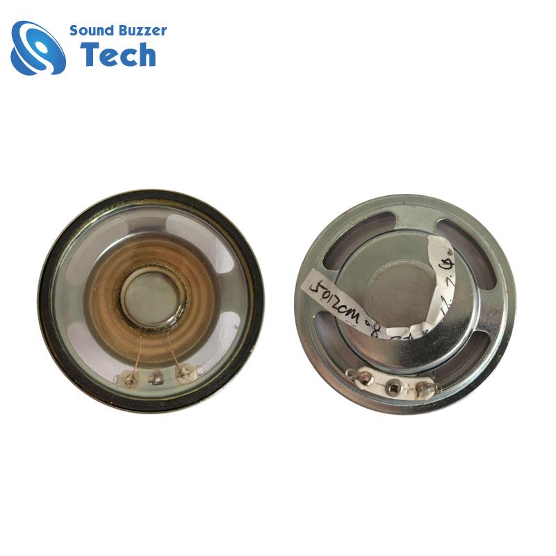 Best 57mm loud speaker 16ohm waterproof speaker 0.25w Featured Image