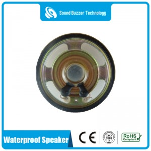 Good sound waterproof speaker 2 inch 8ohm 3 watt