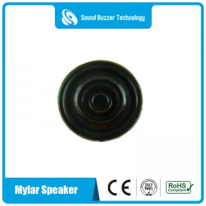 Excellent sound quality mylar speaker 20mm 8 ohm