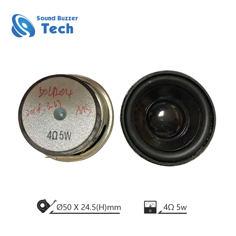 High quality raw speaker 5w 50mm driver speakers Featured Image