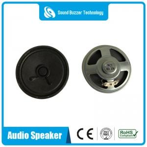 66mm driver units speaker 8ohm round speaker