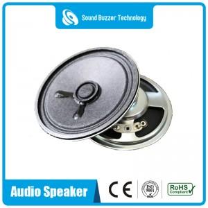 Mini speaker parts 66mm 8ohm 5w loudspeaker