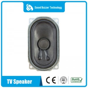 Hot sale multimedia loudspeaker 41*71mm 4ohm with clear sound
