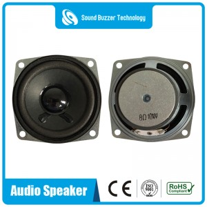 New Design 66MM 8ohm 10W Small round Speaker