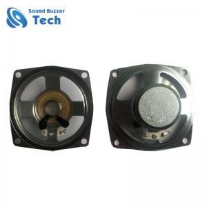 Big sound loudspeaker driver 2 watt 66mm 2.5 inch speaker 45 ohm