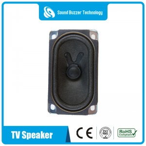 Best price good frequency 50*90mm audio powered loudspeaker