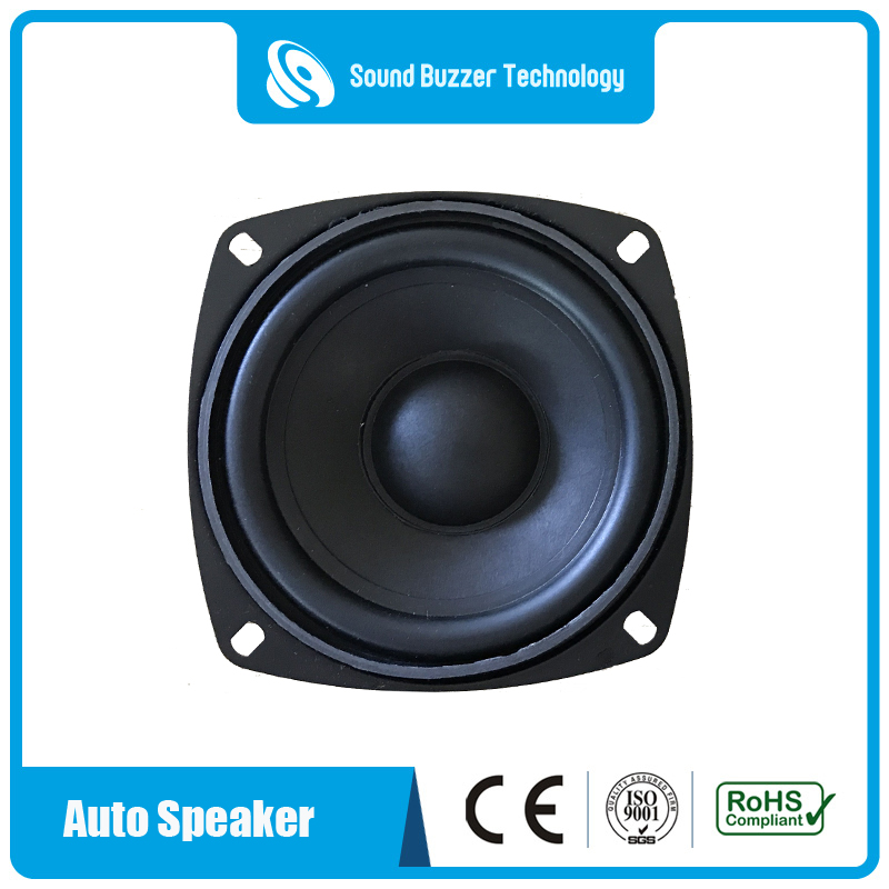 4 inch big sound speaker 4ohm 20w with magnetic shield Featured Image
