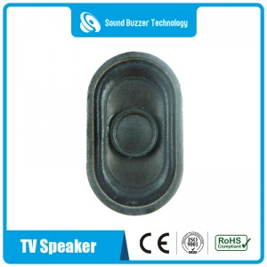 High quality 8 ohm loudspeaker 30*50mm with paper cone