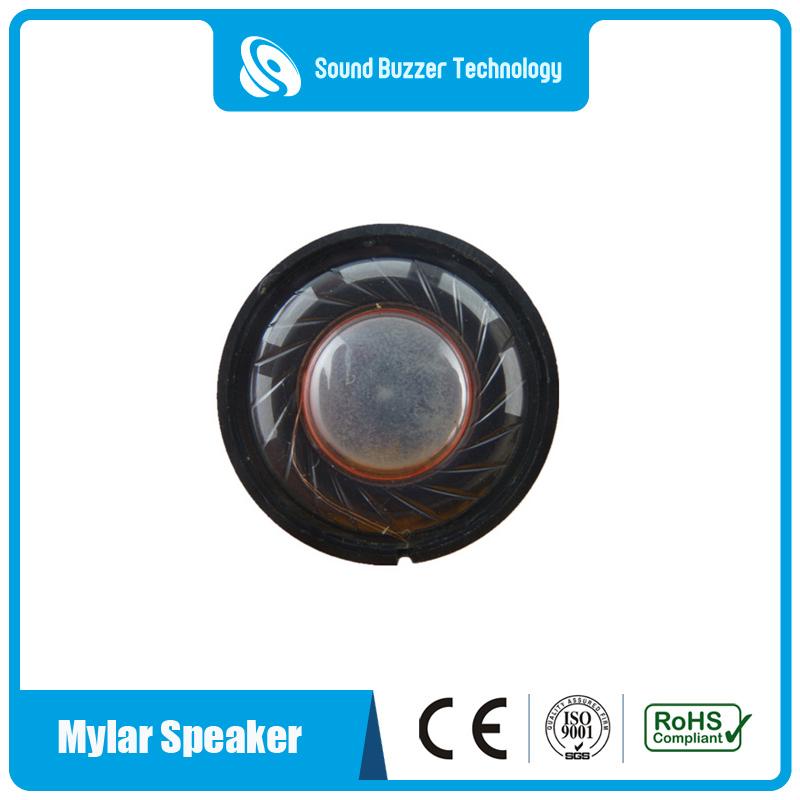 Hot Sale waterproof speaker 27MM  8ohm mylar speaker Featured Image