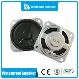 2 inch waterproof speaker 50*50mm sound box speaker