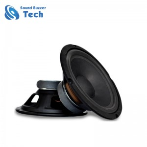 OEM service 8 inch 100w Big Woofer Speaker Subwoofer Car Audio Speakers