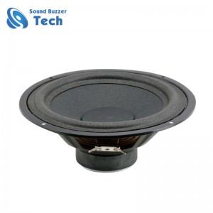 Professional Outdoor stage speaker driver 8 inch 4 ohm 30 watt