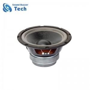 Professional midrange speaker 8 inch car speaker 8 ohm 80w speaker