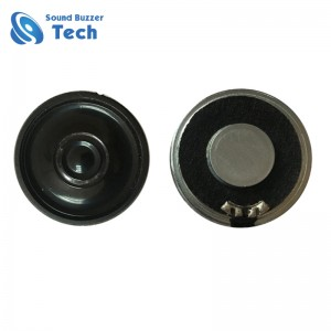 Best quality raw speaker drivers 30mm 8 ohm 1 watt mylar drive speaker