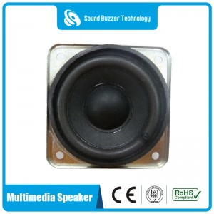 Factory Supply Stage Speaker With 190mm Magnet -