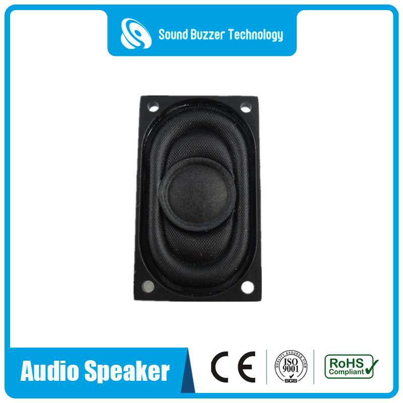 Factory For Compression Horn Driver Speaker - Free sampel Speaker components 8 ohm loudspeaker – Sound Buzzer Technology