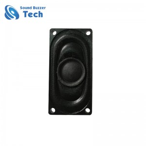 Good sound quality loudspeaker unit 40x20mm 4 ohm 3 watts lcd tv speakers