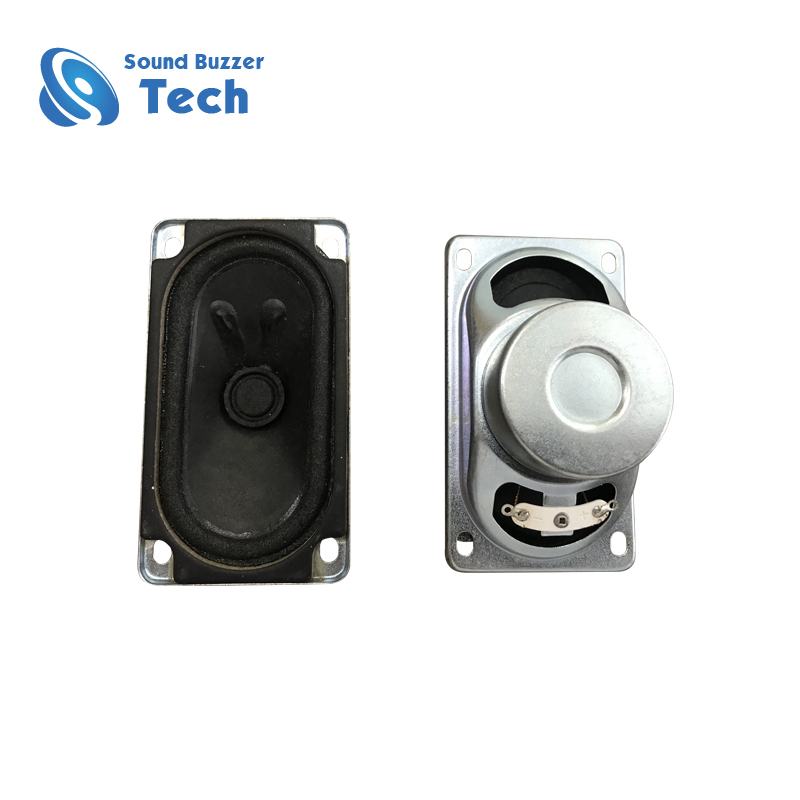 Full range Audio Speaker Square Loudspeaker 50X90mm 8 ohm 10w speaker driver Featured Image