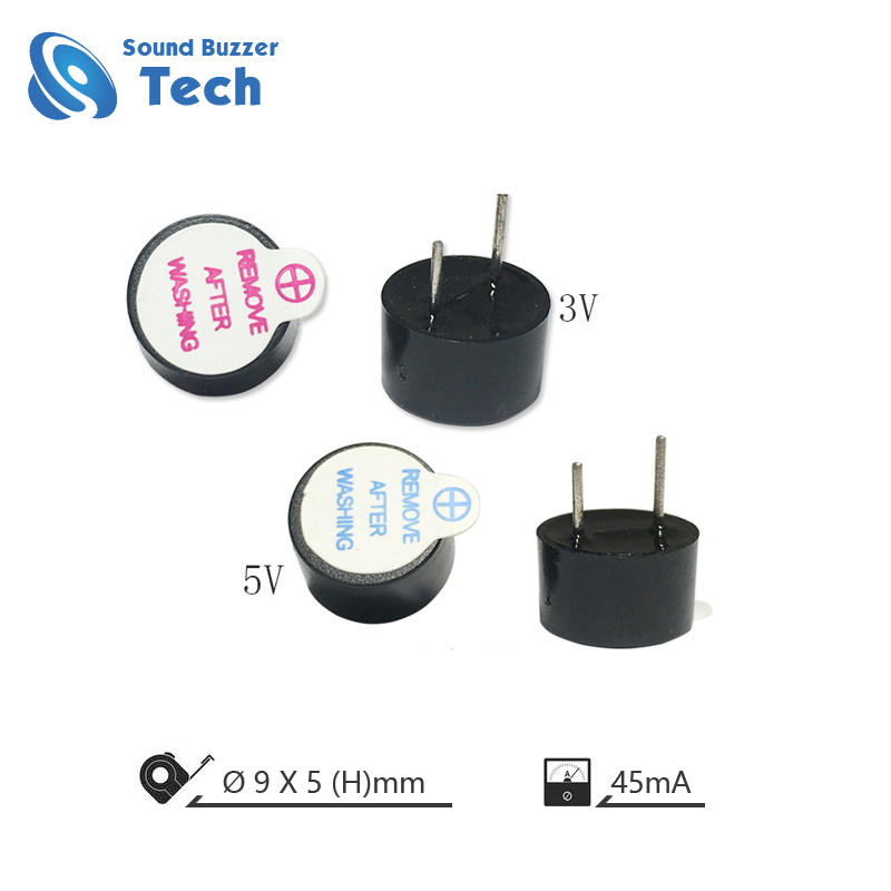 Best quality buzzer 9*5.5m 3v and 5v Featured Image